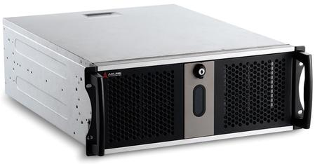 The TRL-40 features outstanding computing power with intelligent manageability by IPMI v2.0, and dedicated PCIe Gen 3 interfaces for up to 3 PCIe x16 VGA cards, making it the optimal solution for AOI, digital surveillance, video wall, and medical imaging applications.