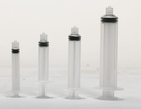 00 Series Syringe Barrels