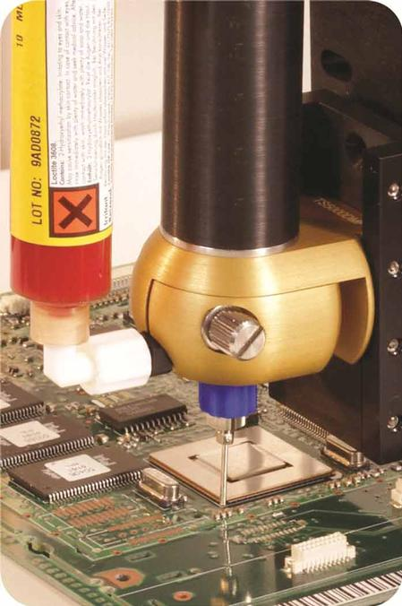 TS5000DMP Series Rotary Valve