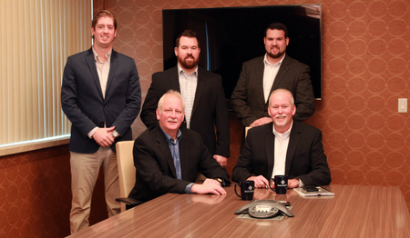 The Murray Percival Company to represent its technology throughout the Midwest.