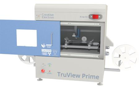 TruView Prime - The Perfect Solution for a Cost-effective Yet Powerful X-ray Inspection System.