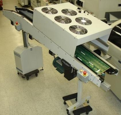 Universal Instruments 5378i Wave Offload Conveyor