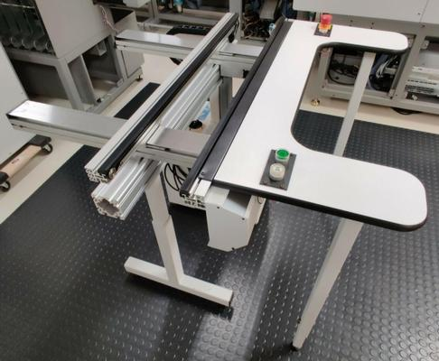 Universal Instruments Inspection Conveyor 1 Meter