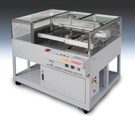 The installation of the recently purchased two ULTIMA STR2 selective solder systems and an ULTIMA SSP selective fluxer by Calsonic Kansei Mexicana S.A. de C.V., a subsidiary of Japan's Calsonic Kansei Corporation
