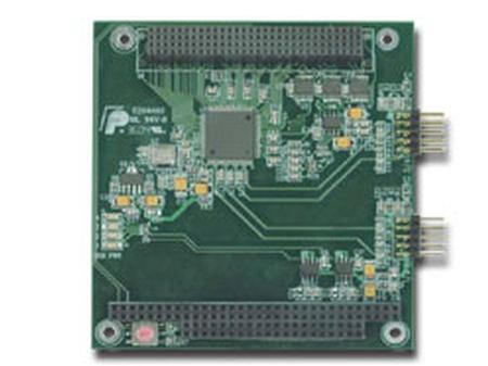 Parvus' USB104+ 4-Port PC/104-Plus USB Host Controller