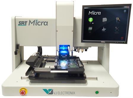 SRT Micra Rework Platform.