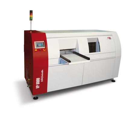 Asscon VP6000 vapor phase reflow with vacuum