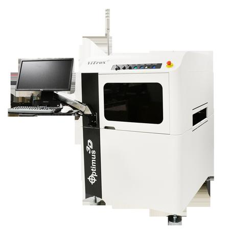 ViTrox's award-winning 3D systems.