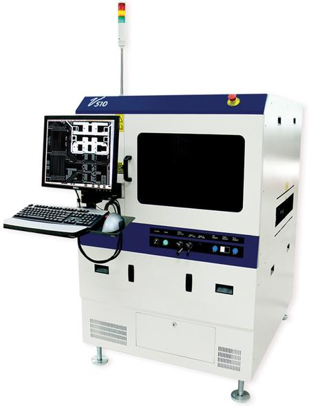 The V510 Advanced Optical Inspection solution provides the ultimate synergy in inspection coverage, flexibility, supportability, and programming methodology.