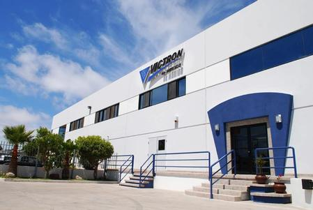 Victron's new facility in Rosarito, Mexico.