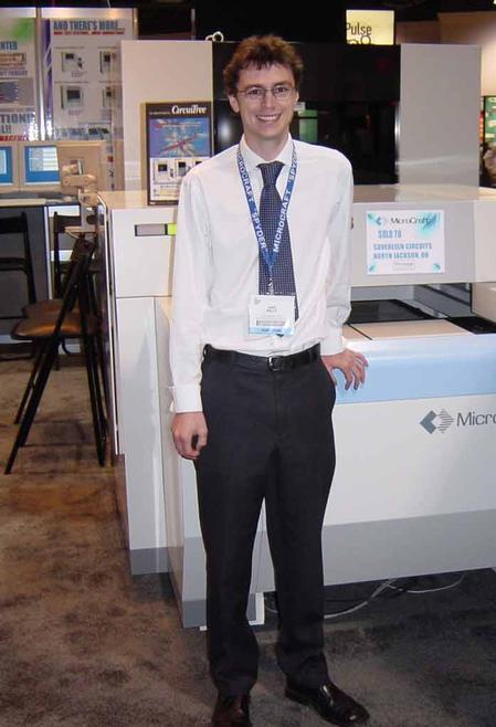 Jake Kelly, Viking Test Services