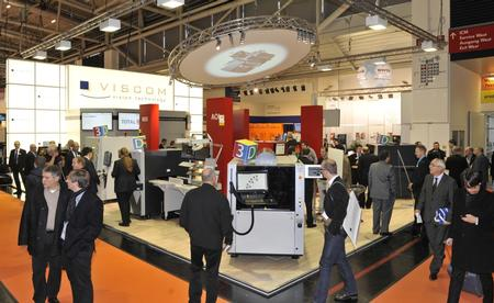 Productronica International Trade Fair.