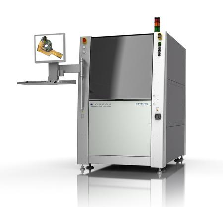 Innovative 3-D MID Inspection System