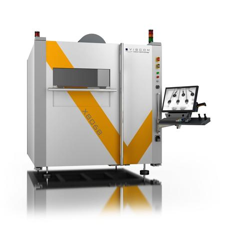 X8068 universal X-ray inspection system.