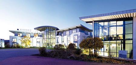 Viscom Headquarters in Hanover, Germany
