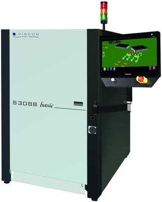 S3088 basic - AOI System with High-End Compatible Inspection Capabilities