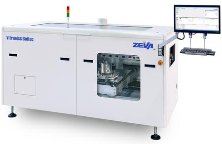 ZEVAm is a flexible, high-performing and affordable point-to-point soldering system offering a stunning array of process and productivity-enhancing features that bring value and flexibility to today's selective soldering process.