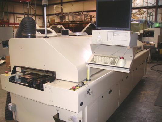 Vitronics XPM820 Reflow Oven
