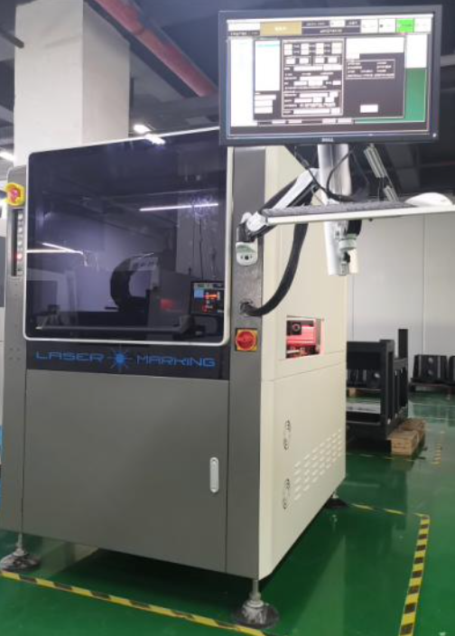 ETA SMT PCB Laser Marking Machine