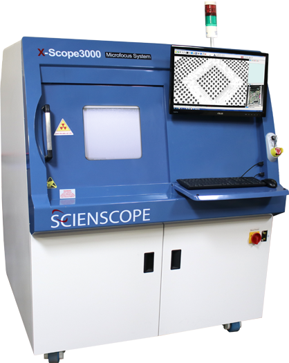 X-Scope 3000 Cabinet X-Ray Inspection System