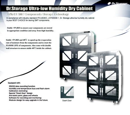 Dr. Storage Ultra Low Humidity Dry Cabinet