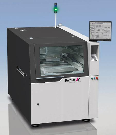 EKRA XACT 4 Screen- and Stencil Printer