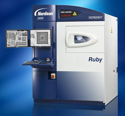 XD7600NT Ruby FP - Flat Panel X-Ray Inspection System