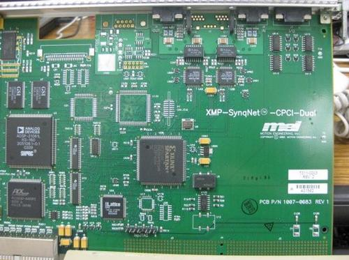 Juki XY axis card of KE750