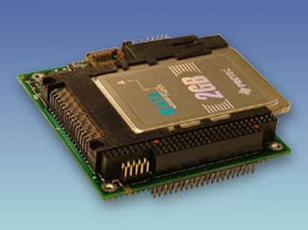 Xpand104 1-Slot PCMCIA Adapter with an ATA Flash Disk