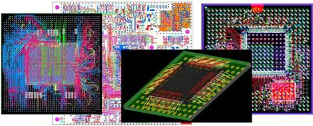 Xpedition™ Path Finder helps IC packaging and PCB co-design teams visualize and optimize complex single or multi-chip packages integrating silicon on board platforms. It can drastically reduce the cost of the package and PCB, while enabling better control of the design process.