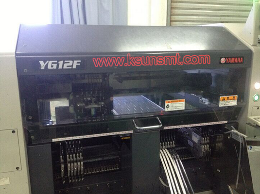 Yamaha YS12F Pick and Place Machine