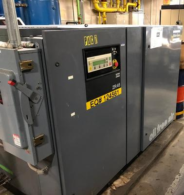 Atlas Copco 50Hp Air Compresso