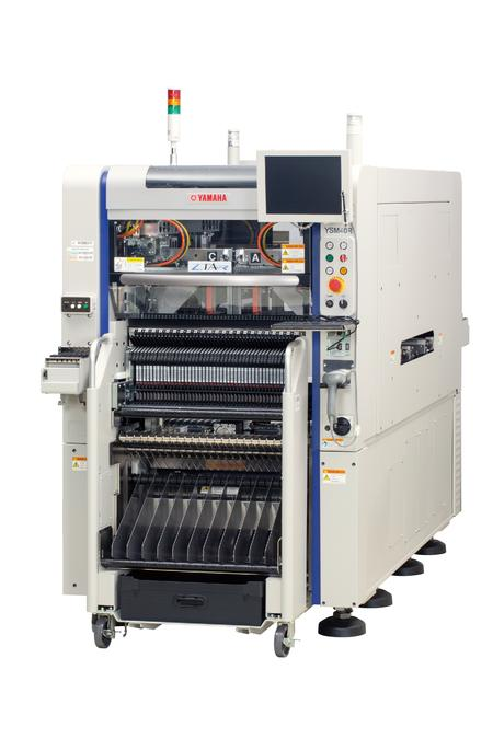 Modular Z:TA-R YSM40R Surface Mounter With Fastest Placement Rates.