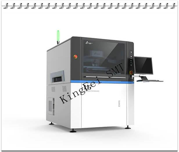 Automatic solder paste printing machine