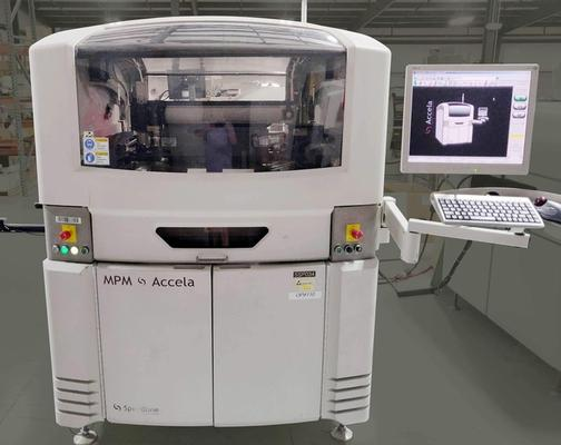 MPM Accela Screen Printer