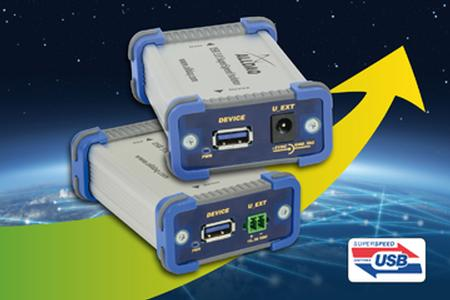Alldaq ADQ-USB 3.0-ISO USB 3.0 Isolators from Saelig