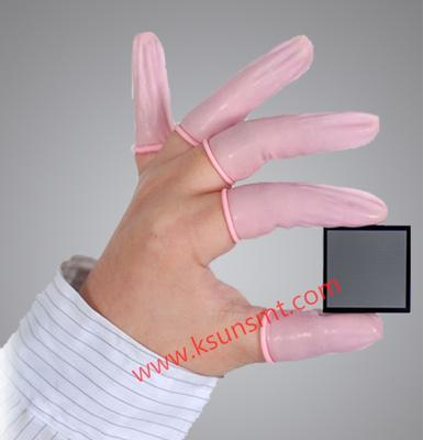 ESD anti-static pink finger sleeveKS-3012