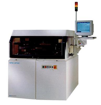 MPM AP Hi-E Screen Printer