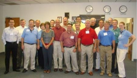 "Bliss Industries' ""Dream Team"" of manufacturers' representatives."