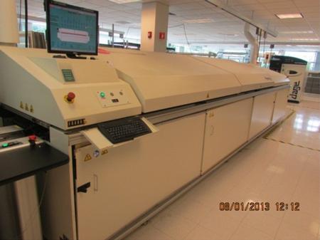 2004 BTU Pyramax 150N X5 Reflow Oven