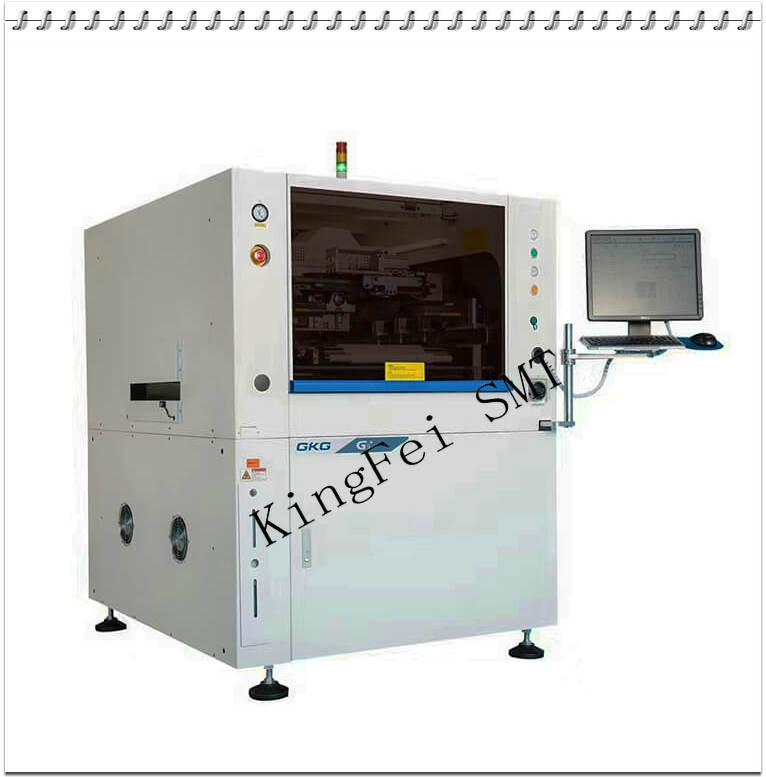Automatic solder paste printer GKg G9+