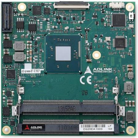 cExpress-BT - COM Express® Compact Size Type 6 Module with Intel® Atom™ or Celeron® Processor System-on-Chip (Formerly Bay Trail)
