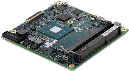 cExpress-BT2 - COM Express® Compact Size Type 2 Module with Intel® Atom™ or Celeron® Processor System-on-Chip (Formerly Bay Trail)