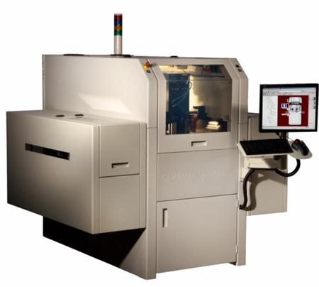 The Camalot Prodigy SD dispenser employs breakthrough innovations to enable higher processing speeds, more precise dispense accuracies, and tighter tolerances.