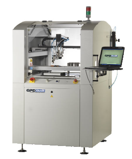 SimpleCoat is ideal for selective conformal coating and dispensing applications that require a high level of accuracy and repeatability. It is an ideal solution for medium and low volume.