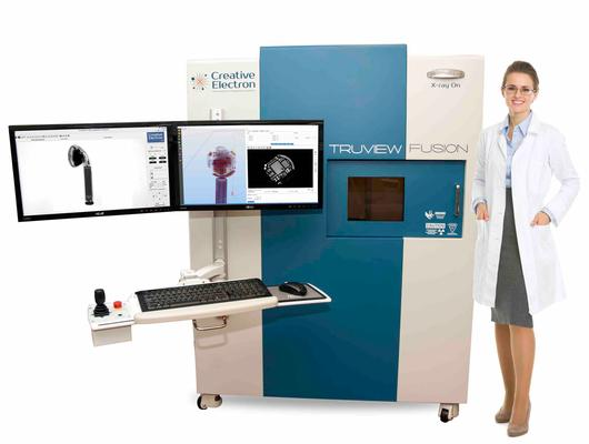 TruView™ Fusion CT - Computed Tomography (3D X-Ray) Imaging