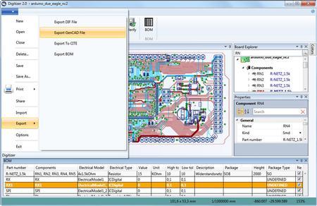 Export CAD