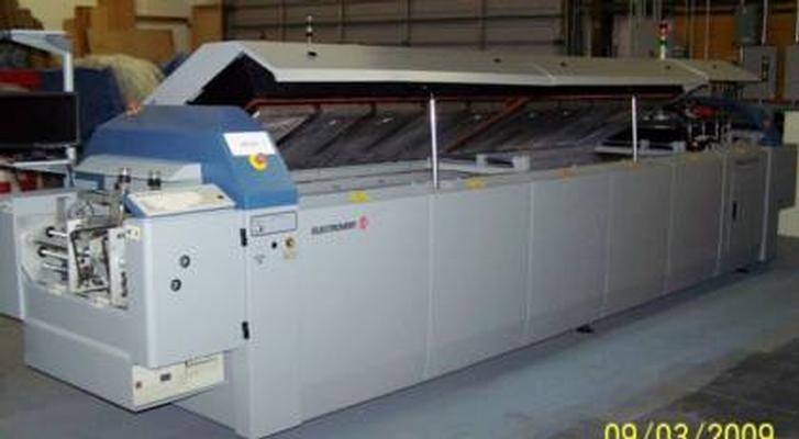 Electrovert OMNI - 10 Reflow Oven