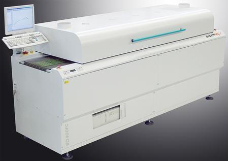 RO400-FC full convection reflow oven