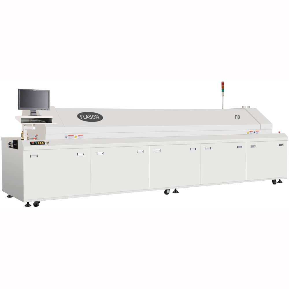 Smt Assembly Line Machine Pcb Soldering Reflow Oven For Consumer Flexible Dip Products Circuit Board Electronics Production